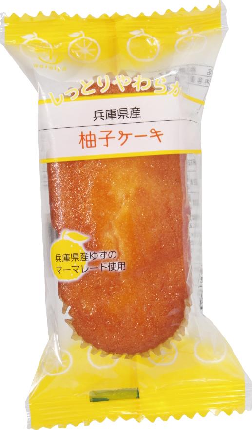 柚子ケーキ